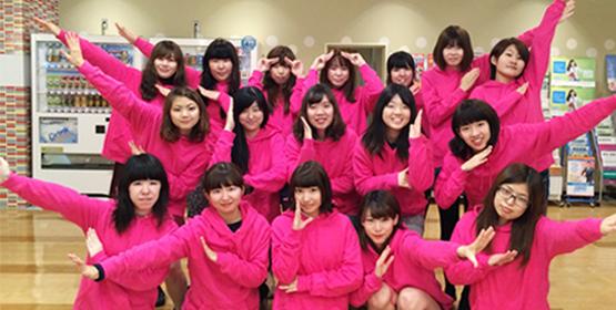 福岡インカレ筑紫女学園大学店